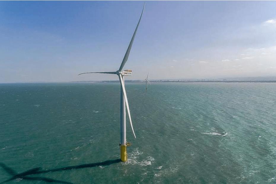 Formosa 1 Offshore Wind Farm Ix Wind